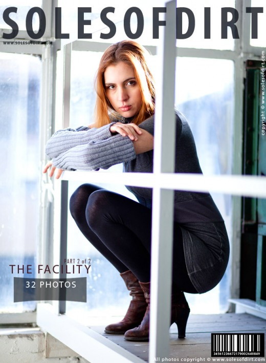 Scarlett in The Facility - Part 2 gallery from SOLESOFDIRT