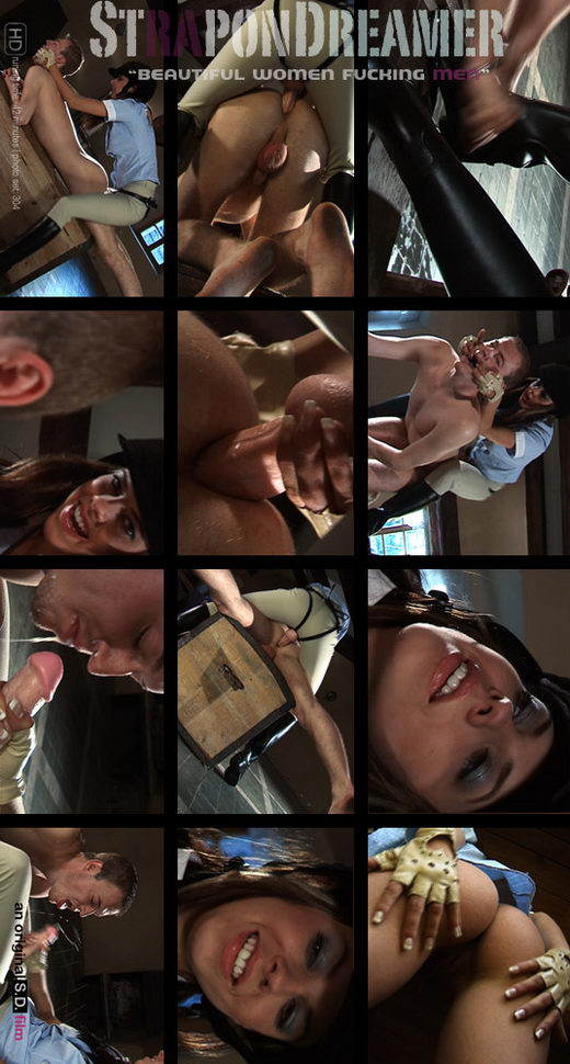 `Equestrian Strapon Girl - Mistress Fucked my Ass in Riding Boots!` - for STRAPONDREAMER