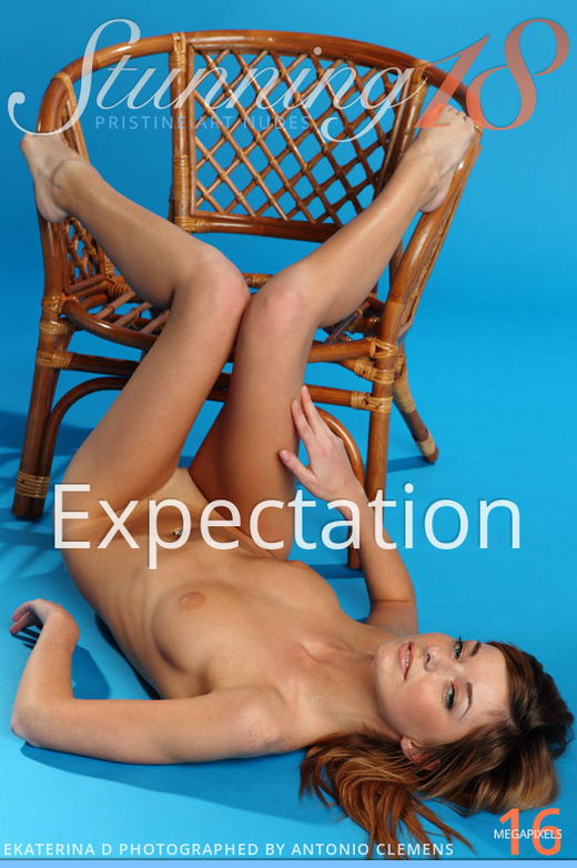 Ekaterina D - `Expectation` - by Antonio Clemens for STUNNING18