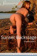 Jenny D - Sunset
