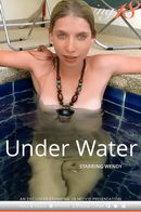 Wendy in Under Water video from STUNNING18 by Antonio Clemens