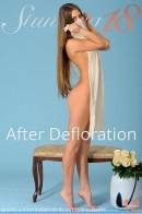 Kristel A - After Defloration