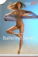 Annett A in Ballerina Series video from STUNNING18 by Antonio Clemens