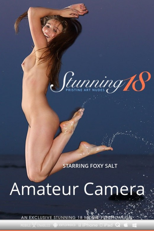 Foxy Salt in Amateur Camera video from STUNNING18 by Antonio Clemens