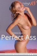 Delilah G in Perfect Ass video from STUNNING18 by Antonio Clemens