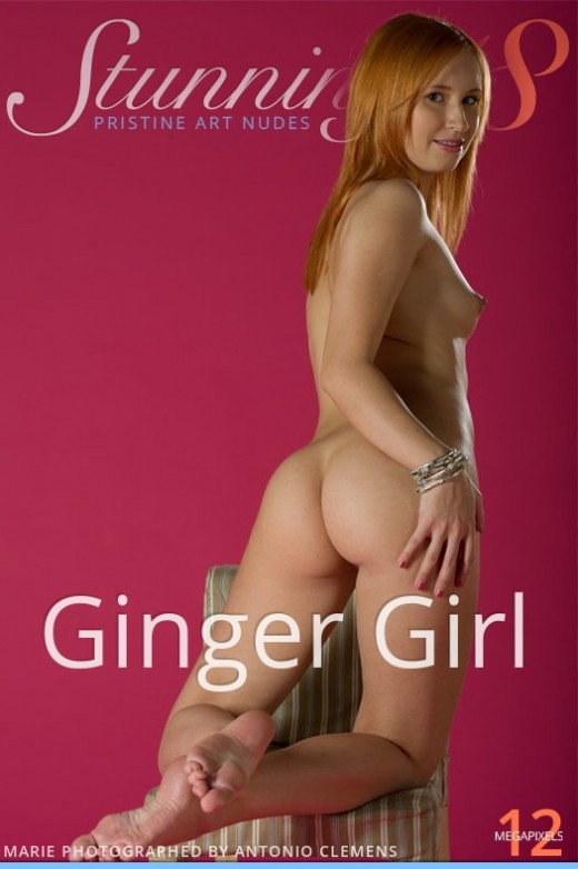 Nikky B - `Ginger Girl` - by Antonio Clemens for STUNNING18