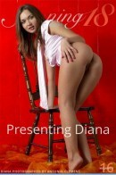 Presenting Diana gallery from STUNNING18 by Antonio Clemens
