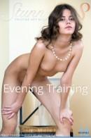 Evening Training