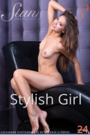 Cassandra in Stylish Girl gallery from STUNNING18 by Antonio Clemens