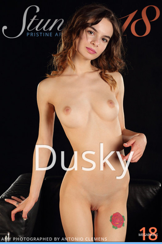 Amy in Dusky gallery from STUNNING18 by Antonio Clemens