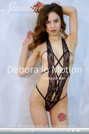 Amy in Debora In Motion video from STUNNING18 by Antonio Clemens