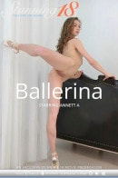 Annett A in Ballerina video from STUNNING18 by Antonio Clemens