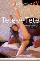 Annett A in Tete-A-Tete video from STUNNING18 by Antonio Clemens
