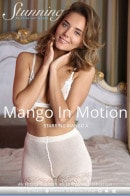 Mango A in In Motion video from STUNNING18 by Antonio Clemens
