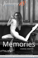Annett A in Memories video from STUNNING18 by Antonio Clemens
