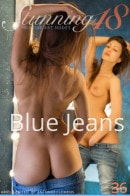 Ariel in Blue Jeans gallery from STUNNING18 by Antonio Clemens