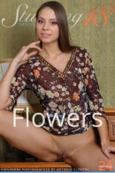 Cassandra in Flowers gallery from STUNNING18 by Antonio Clemens