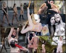 Arteya & Taissia & Noa Livia in Abandoned Slave Factory Part II video from SUBSPACELAND
