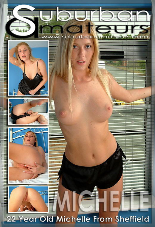 Michelle B - `Set 03` - by SimonD for SUBURBANAMATEURS