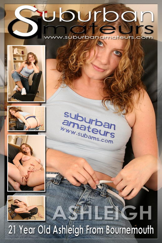 Ashleigh - `Set 01` - by SimonD for SUBURBANAMATEURS