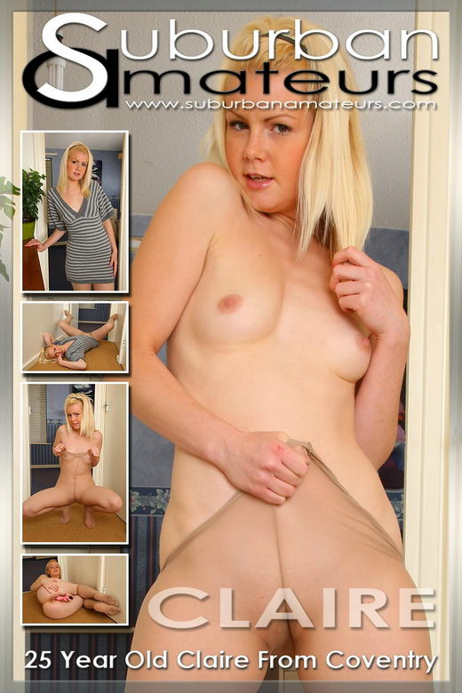 Claire B - `Set 05` - by SimonD for SUBURBANAMATEURS
