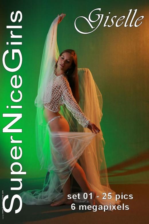 Giselle - `Set #1` - by Jacques Claessen for SUPERNICEGIRLS
