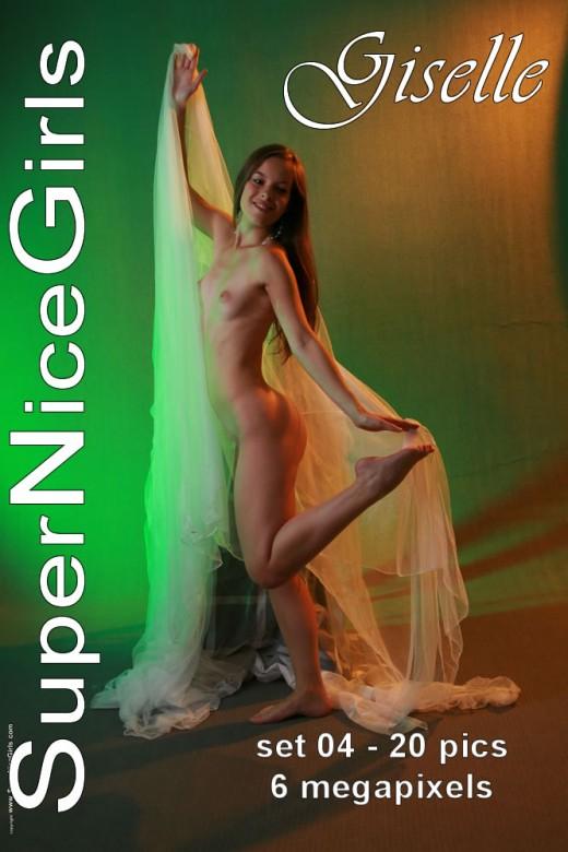 Giselle - `Set #4` - by Jacques Claessen for SUPERNICEGIRLS