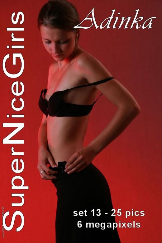 Adinka - `Set #13` - by Jacques Claessen for SUPERNICEGIRLS