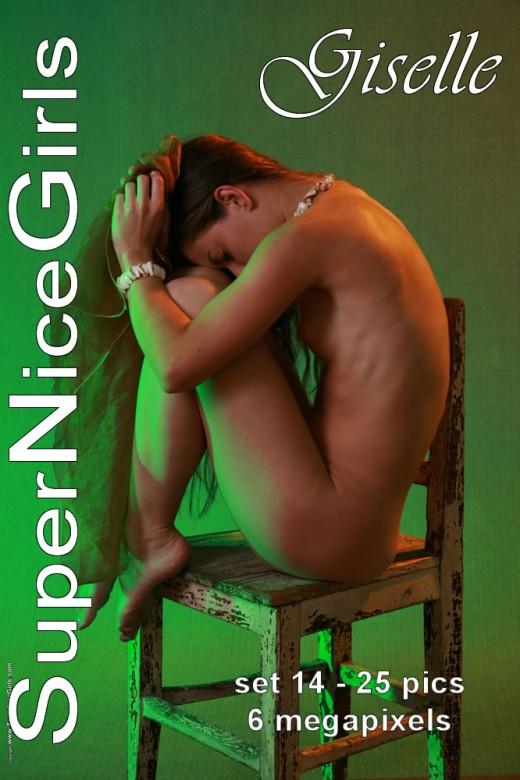 Giselle - `Set #14` - by Jacques Claessen for SUPERNICEGIRLS