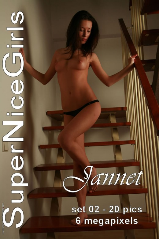 Jannet - `Set #2` - by Jacques Claessen for SUPERNICEGIRLS