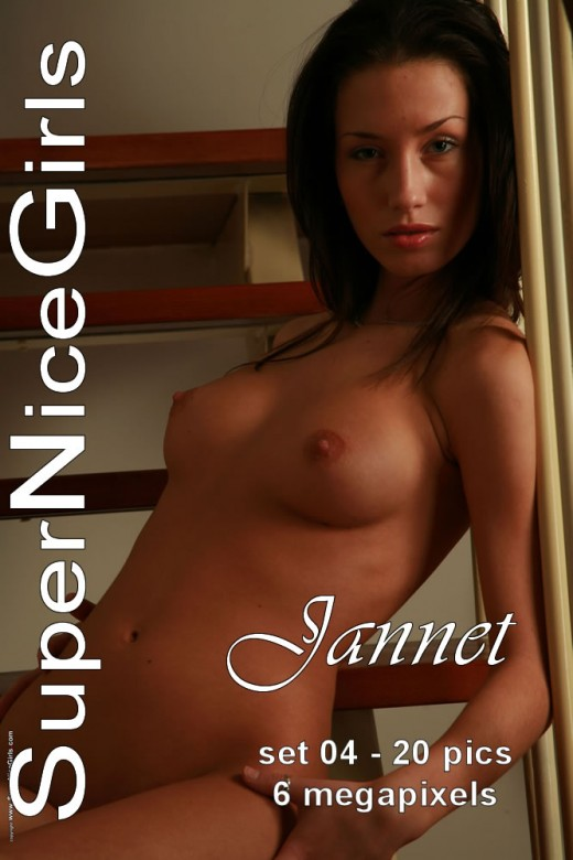 Jannet - `Set #4` - by Jacques Claessen for SUPERNICEGIRLS