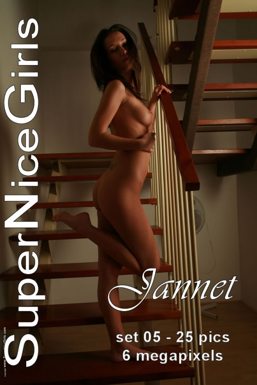 Jannet - `Set #5` - by Jacques Claessen for SUPERNICEGIRLS