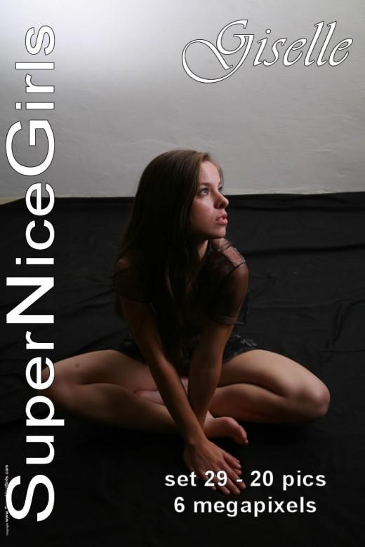 Giselle - `Set #29` - by Jacques Claessen for SUPERNICEGIRLS