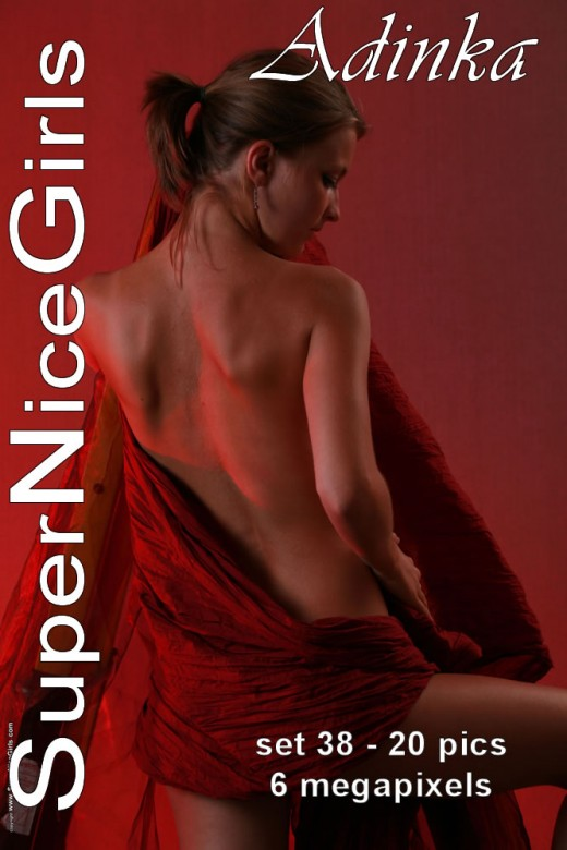 Adinka - `Set #38` - by Jacques Claessen for SUPERNICEGIRLS