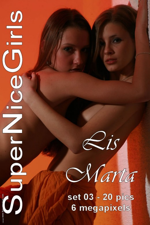 Lis & Marta - `Set #3` - by Jacques Claessen for SUPERNICEGIRLS