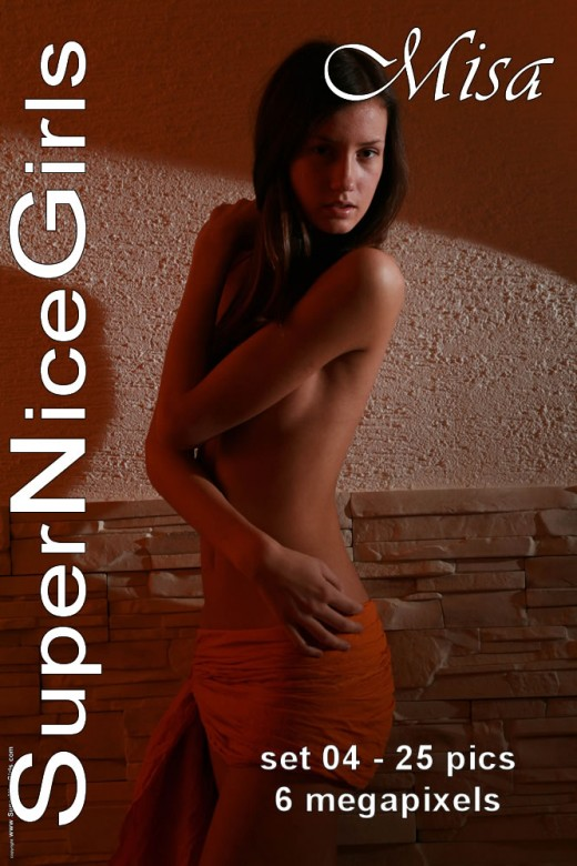 Misa in Set #4 gallery from SUPERNICEGIRLS by Jacques Claessen