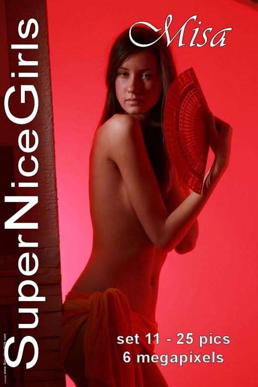 Misa - `Set #11` - by Jacques Claessen for SUPERNICEGIRLS