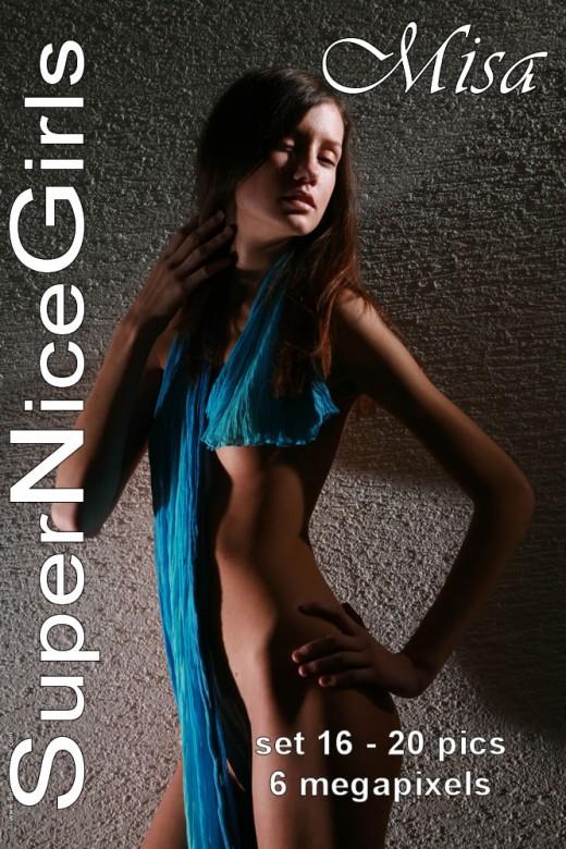 Misa - `Set #16` - by Jacques Claessen for SUPERNICEGIRLS