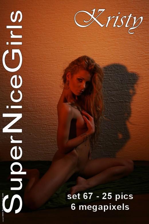 Kristy - `Set #67` - by Jacques Claessen for SUPERNICEGIRLS