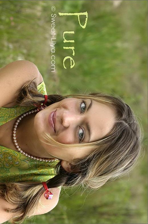 Lilya - `0887-Dup Pure` - by Alexander Lobanov for SWEET-LILYA