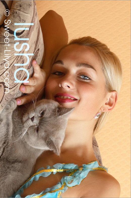 Lilya - `3028-Pro Lusha` - by Alexander Lobanov for SWEET-LILYA
