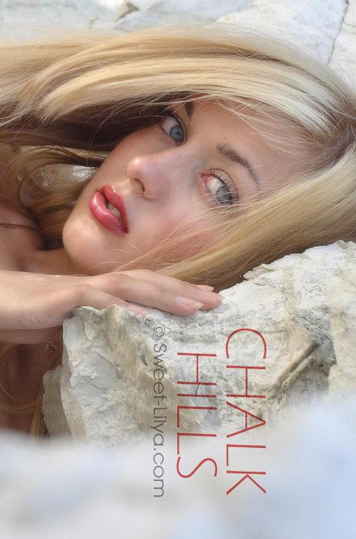 Lilya - `3090-Pro Chalk Hills` - by Alexander Lobanov for SWEET-LILYA