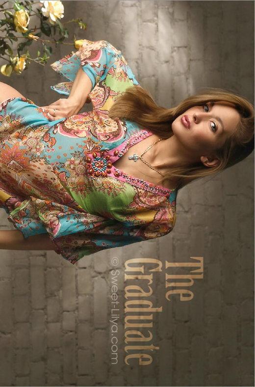 Lilya - `3098-Pro The Graduate` - by Alexander Lobanov for SWEET-LILYA
