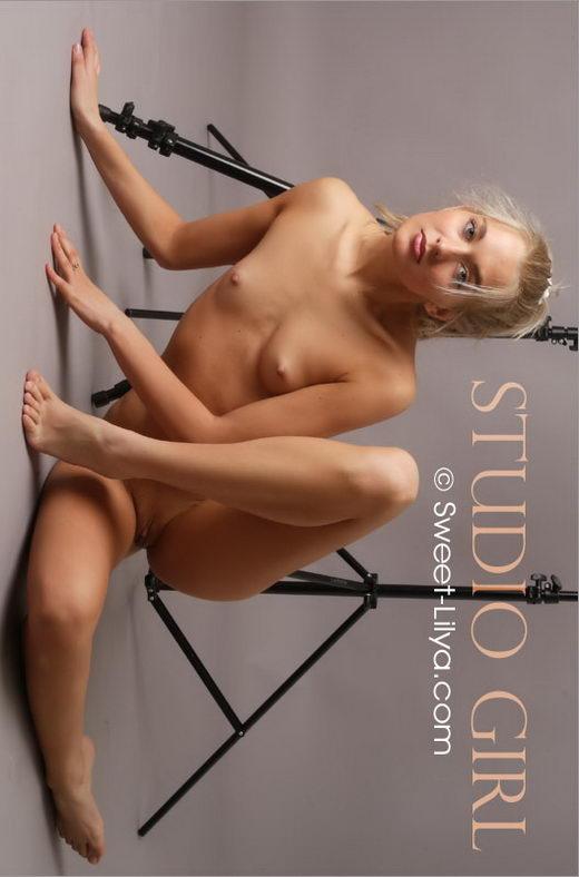 Lilya - `4034-Pro Studio Girl` - by Alexander Lobanov for SWEET-LILYA