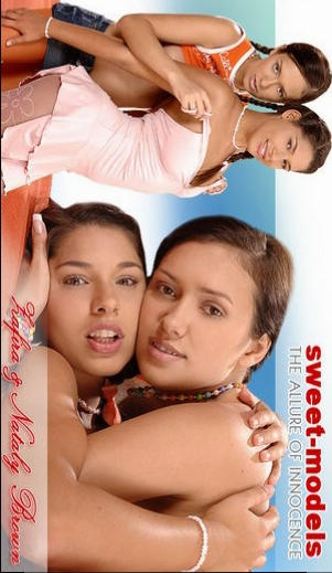 Nataly Brown & Zafira - `7534` - for SWEETMODELS