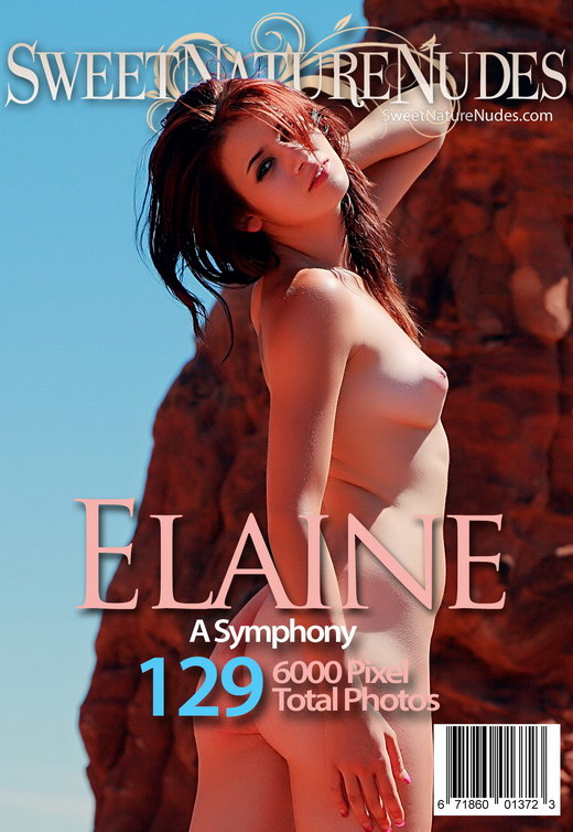 Elaine - `A Symphony` - by David Weisenbarger for SWEETNATURENUDES