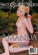 Amanda - Sexy Nymph