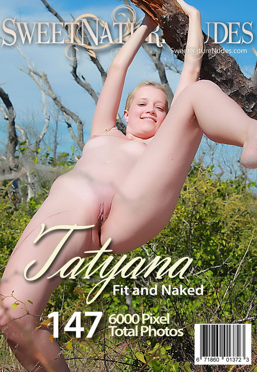 Tatyana - `Fit and Naked` - by David Weisenbarger for SWEETNATURENUDES