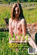 Alyse Presents Perfection In Nature