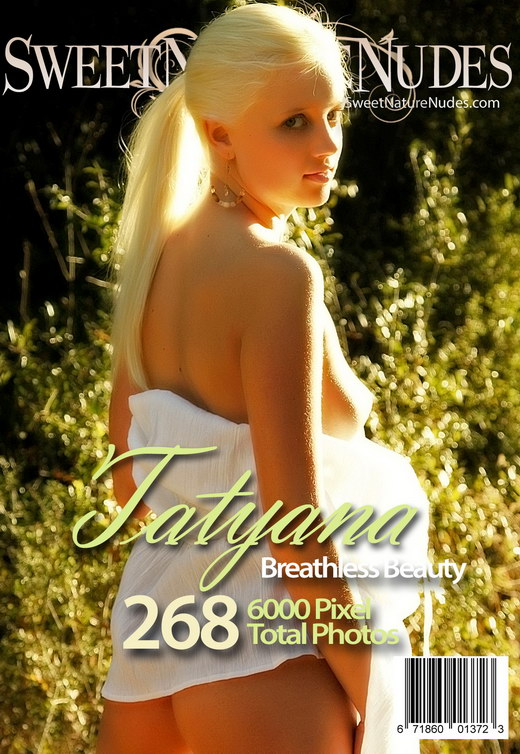 Tatyana - `Breathless Beauty` - by David Weisenbarger for SWEETNATURENUDES